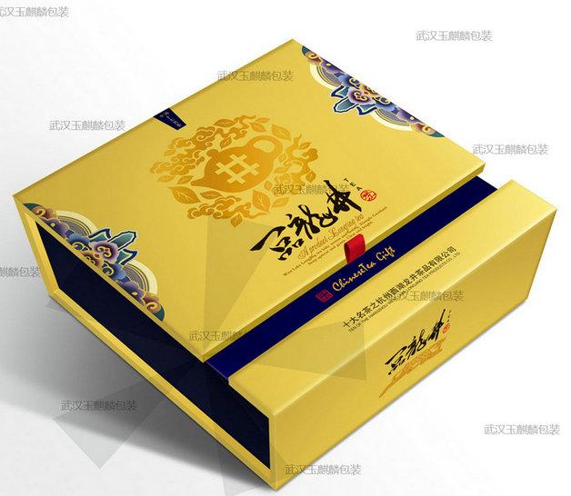 西湖龙井茶叶包装盒 产品动态-武汉玉麒麟包装有限公司
