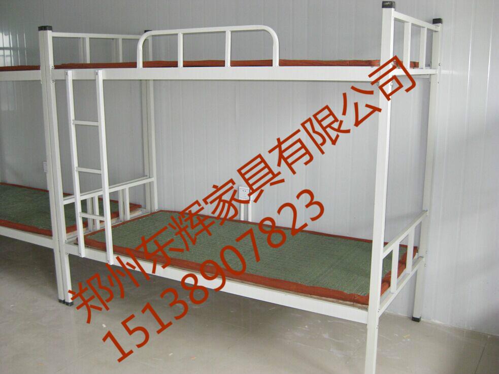 周口上下铺双层床加工定制 上下铺厂家销售资讯|新闻-郑州东辉家具有限公司