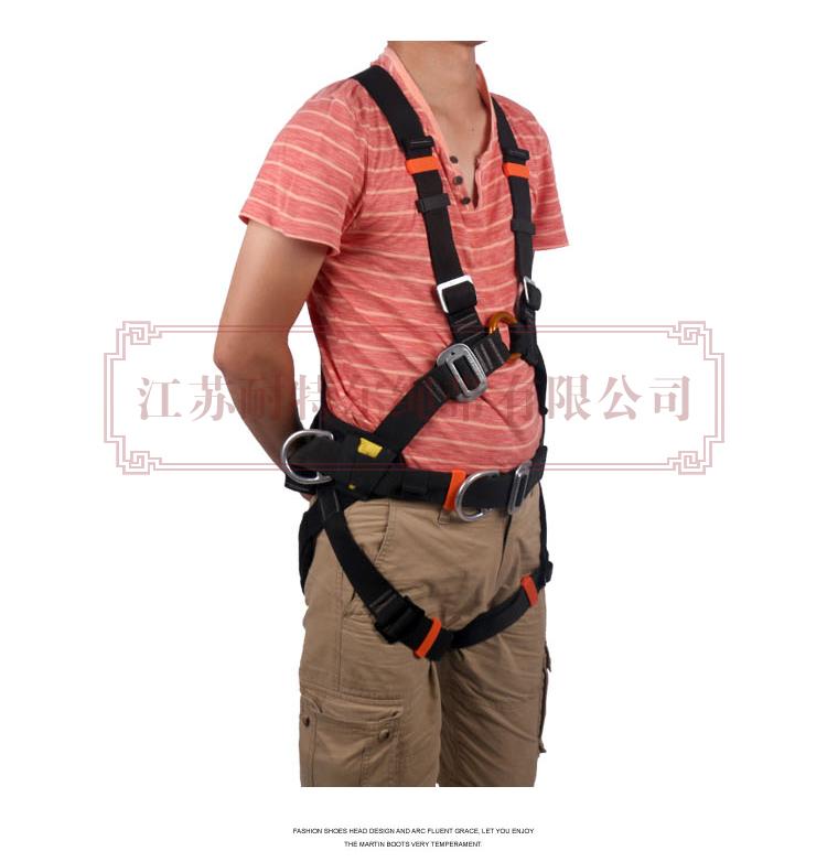 Z-Y-F风电安全带坠落悬挂高强涤纶|风电安全带-江苏耐特尔绳带有限公司