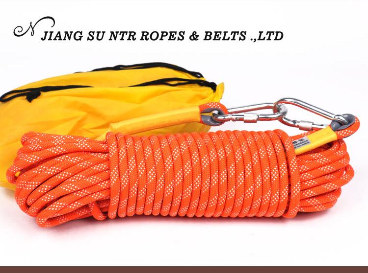 10MM逃生繩安全繩|安全繩-江蘇耐特爾繩帶有限公司