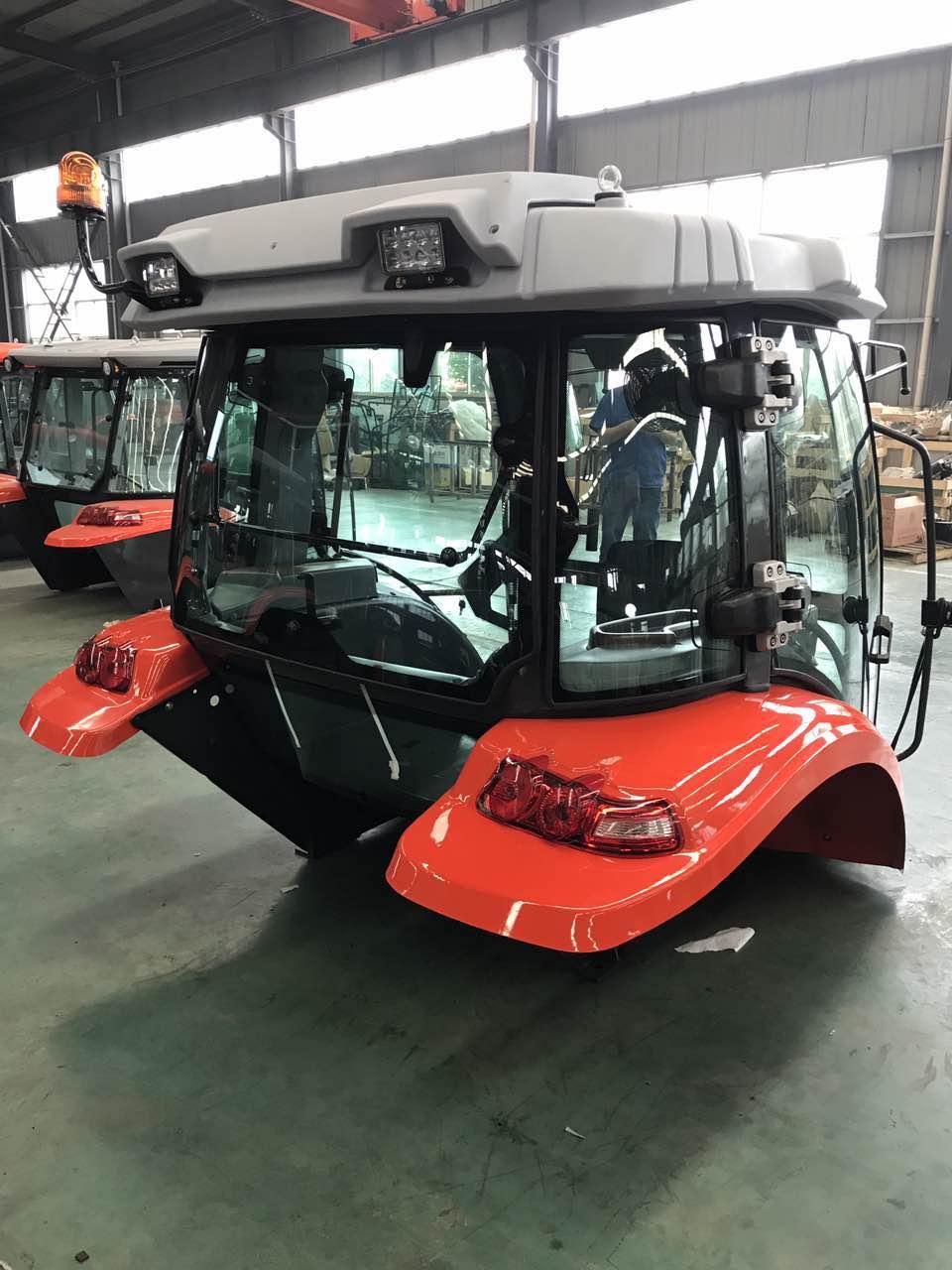 驾驶室-整车身结构-洛阳益丰管件科技有限公司