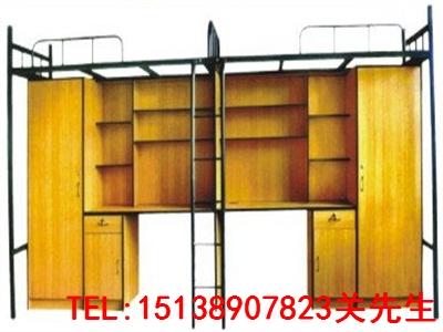 洛阳钢木公寓床销售 连体公寓床厂家资讯|新闻-郑州东辉家具有限公司