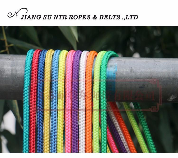16錠游樂器械滌綸編織繩|編織繩-江蘇耐特爾繩帶有限公司