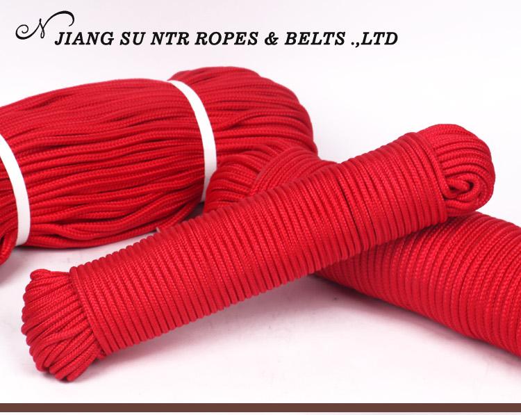 固定尺寸游樂器械編織繩丙綸|編織繩-江蘇耐特爾繩帶有限公司