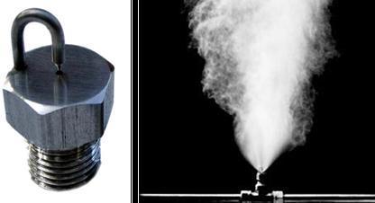 冷雾喷头|冷雾-山东中润喷泉工程有限公司