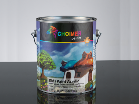 兒童丙烯酸墻面漆