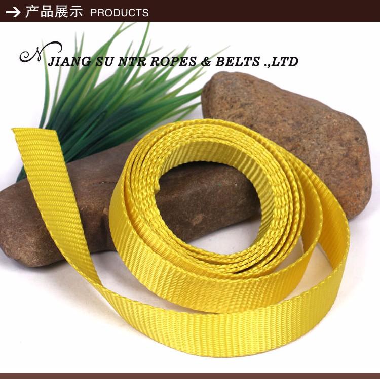 散裝扁帶 攀巖裝備-江蘇耐特爾繩帶有限公司