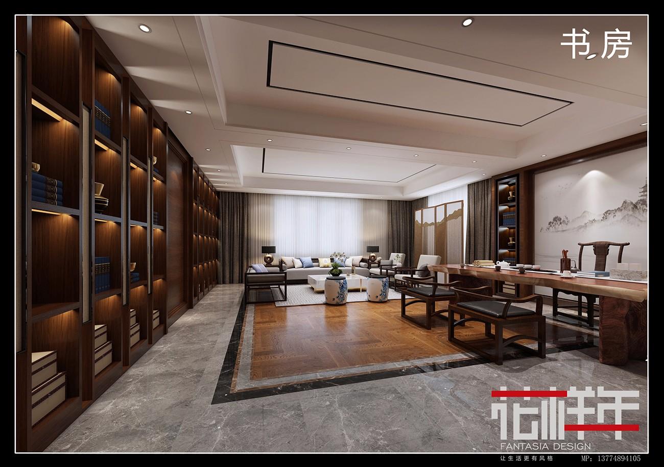 晉江東石蔡總別墅|住宅-泉州市花樣年設計有限責任公司