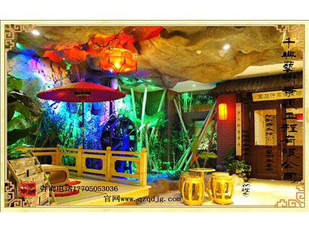主题生态园餐厅