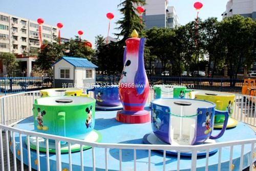 精灵王国游乐设备-12杯咖啡杯|咖啡杯-许昌英博游乐设备有限公司