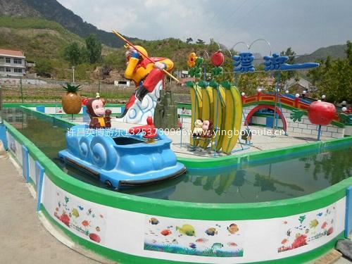 花果山漂流游乐设备