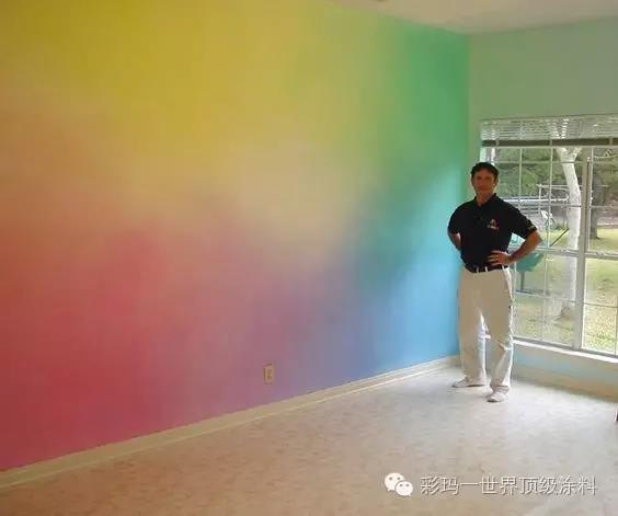 墻面漆顏色搭配