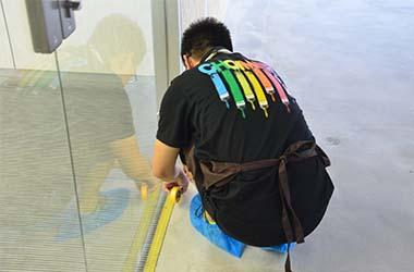 地坪漆怎么施工