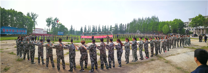 PICC中国人保电商团队拓展训练|新闻动态-南阳狼牙文化传媒有限公司