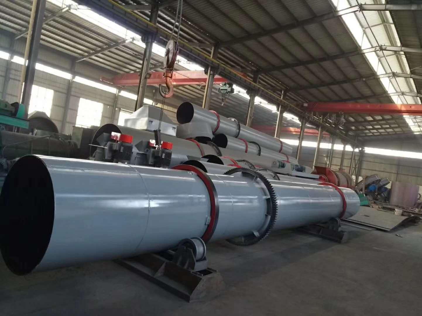 对辊挤压机辊皮-有机肥烘干机 有机肥烘干机-郑州赫鑫机械设备有限公司