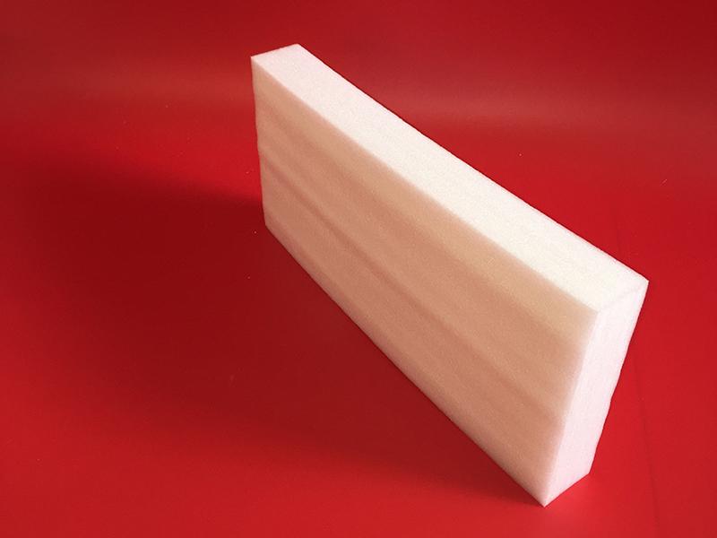 EPE珍珠棉生产厂家 珍珠棉内衬定位包装 珍珠棉植绒内托订做|EPE珍珠棉异型材-佛山市鸿辰包装材料有限公司