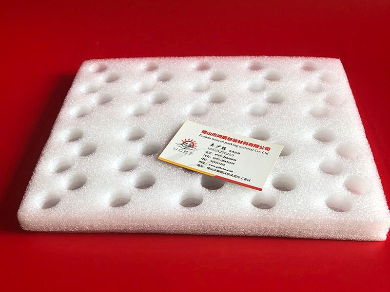 EPE珍珠棉造型 白色珍珠棉型材 黑色珍珠棉泡棉内衬盒子|EPE珍珠棉异型材-佛山市鸿辰包装材料有限公司