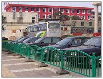 加油站及公路护栏用粉末涂料|应用领域-昆明市阳光粉末涂料涂装设备有限公司