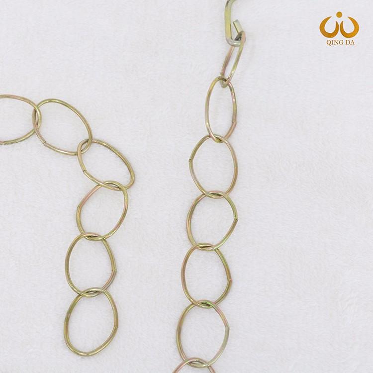 圆环挂衣铁链