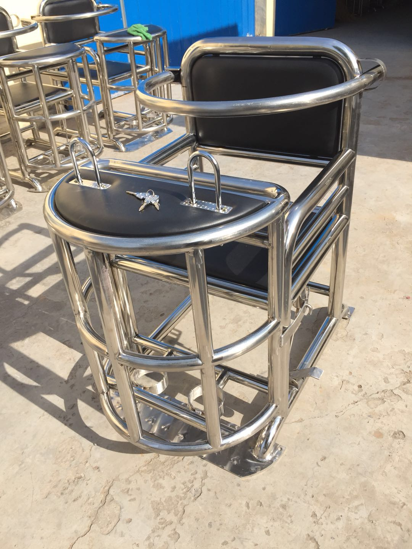 51A型軟包審訊椅 審訊椅-安陽騰安商貿有限公司