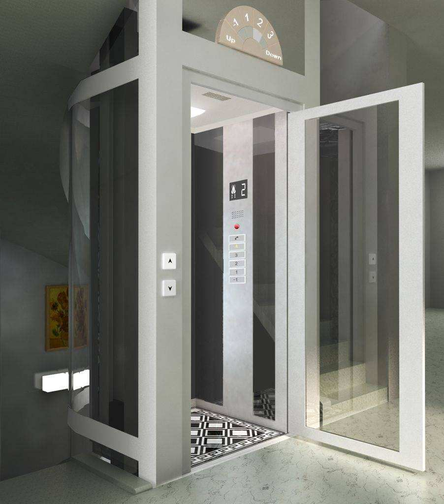 电梯效果图