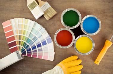 彩色藝術塗料
