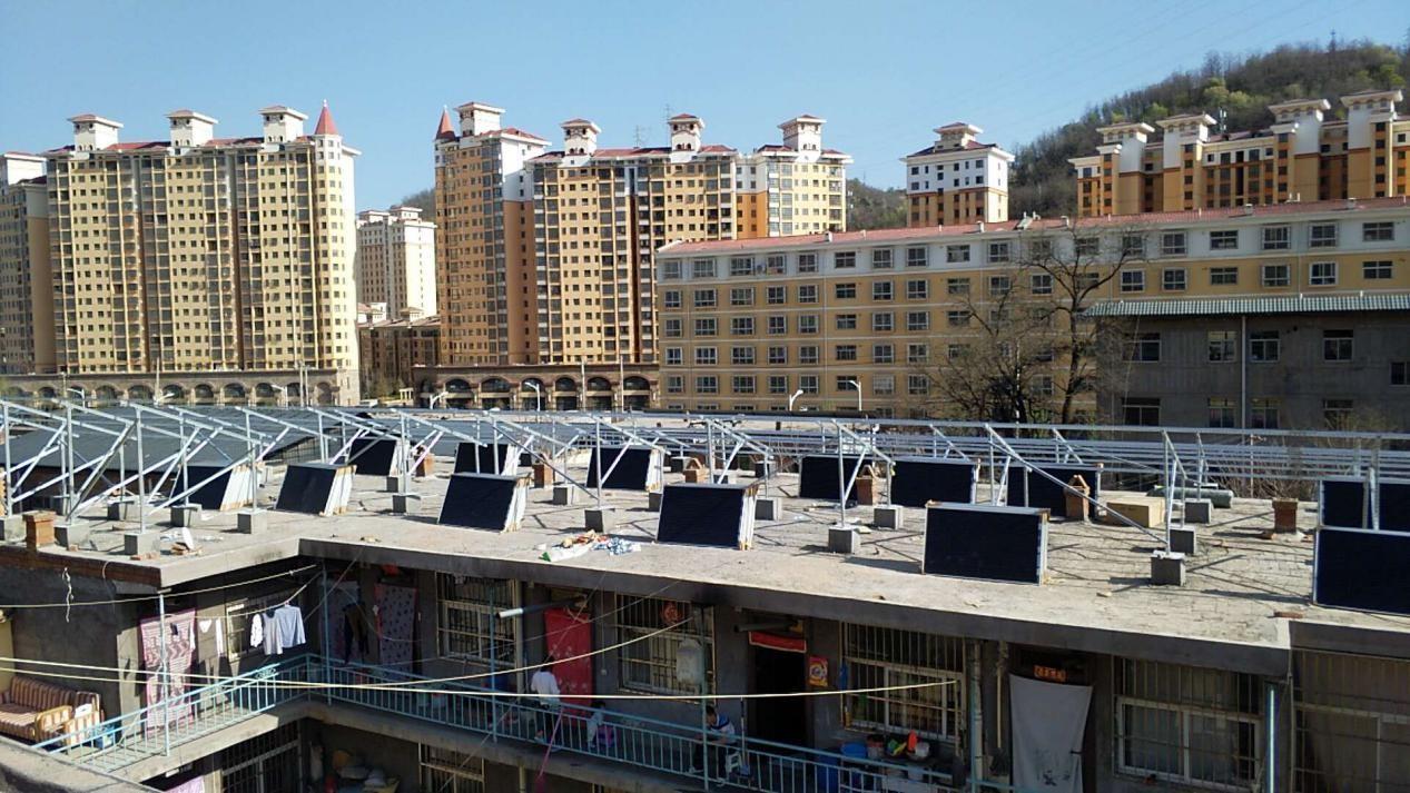 热烈祝贺延安万花乡59.59KW成功并网!|成功案例-陕西峰海能源科技有限公司