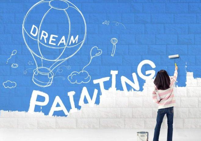 新的牆麵塗料