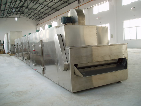 DW系列網帶干燥機 干燥設備-南京國威干燥設備有限公司