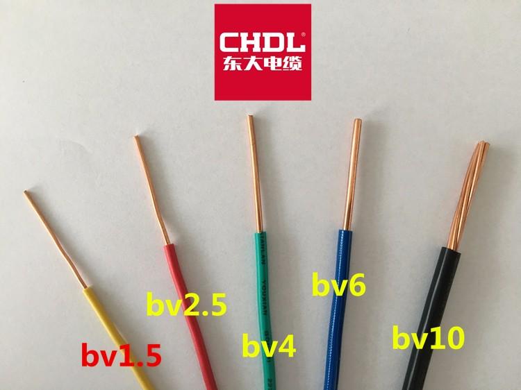 家装纯铜电缆线|BV电线-浙江东大电缆有限公司
