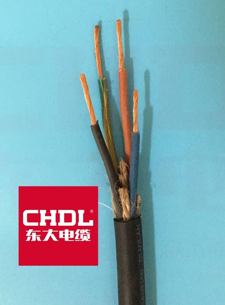 纯铜软橡套电缆护套线|电线电缆-浙江东大电缆有限公司