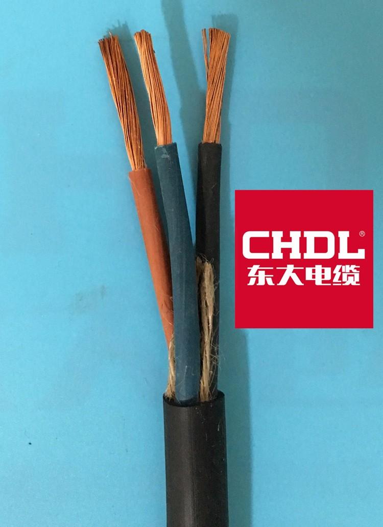 纯铜软橡套电缆护套线|热销电线电缆-浙江东大电缆有限公司