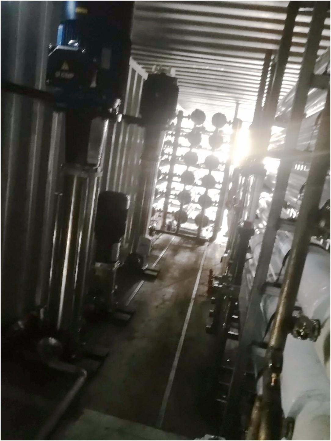 15T/H 中水回用乐购彩票APP|新闻咨询-东莞市水视界环保科技有限公司