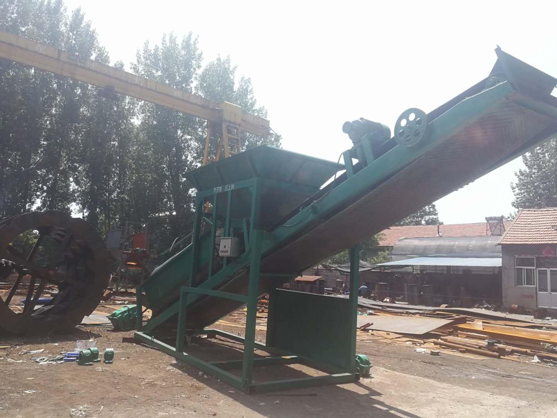 小型筛砂机械--50型筛沙机现货|新闻动态-青州市远大环保清淤机械科技有限公司