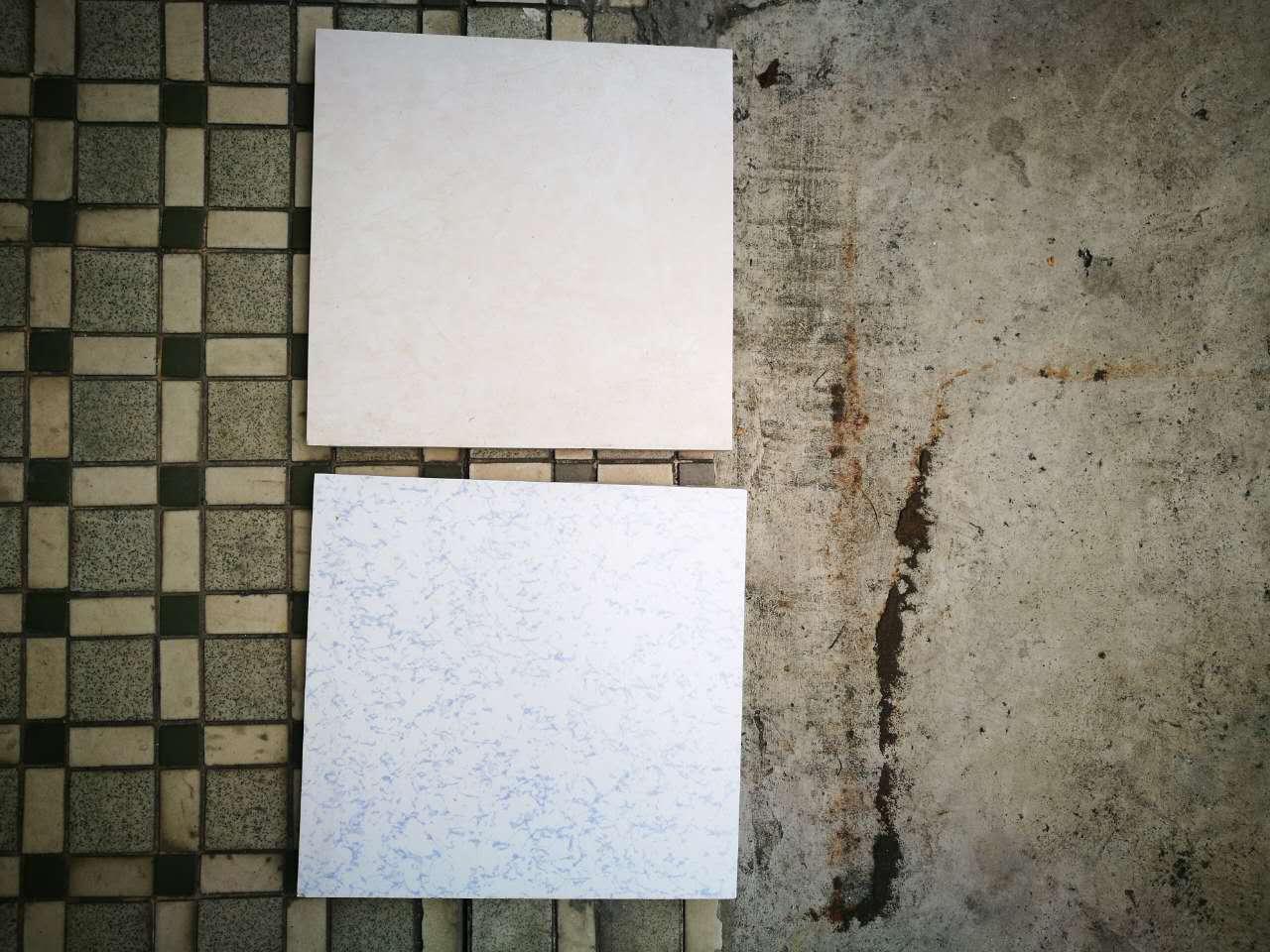 海亚直铺静电资质地板砖