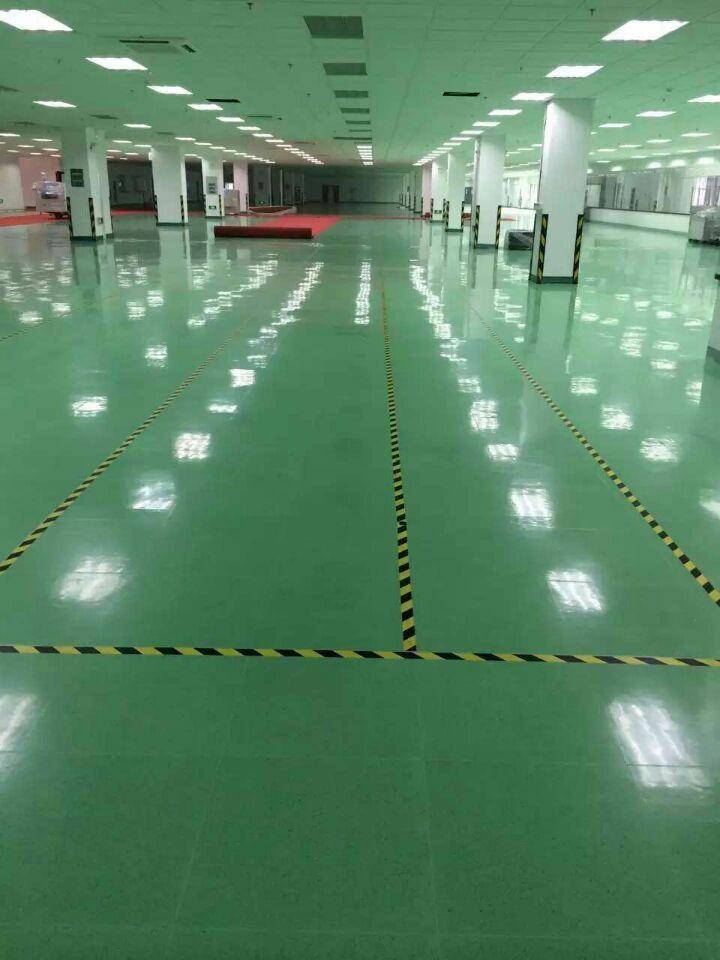 海亚直铺PVC导静电地板