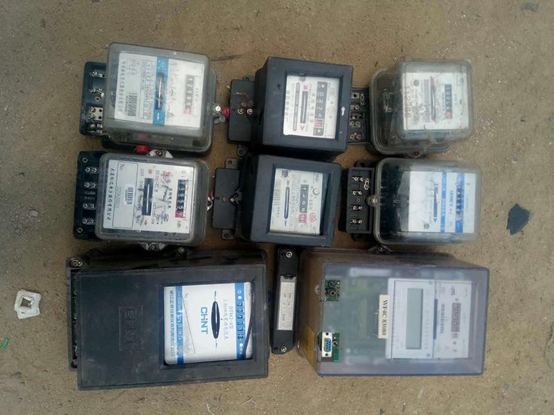 废旧电能表多少钱