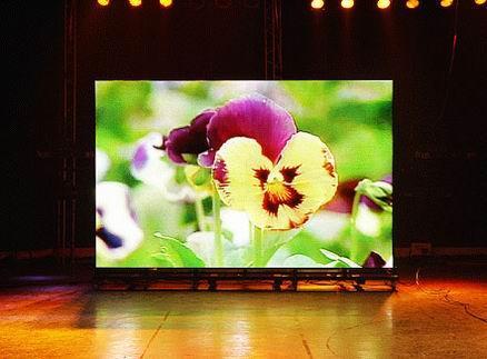 舞台LED显现屏怎么跟灯火完成同步呢|行业知识-重庆腾耀科技有限公司