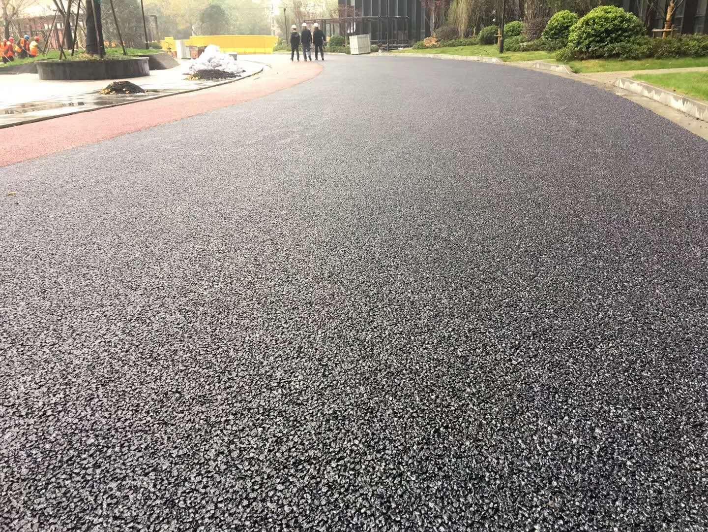 彩色透水沥青 彩色透水沥青-沈阳典石景艺建材技术开发有限公司
