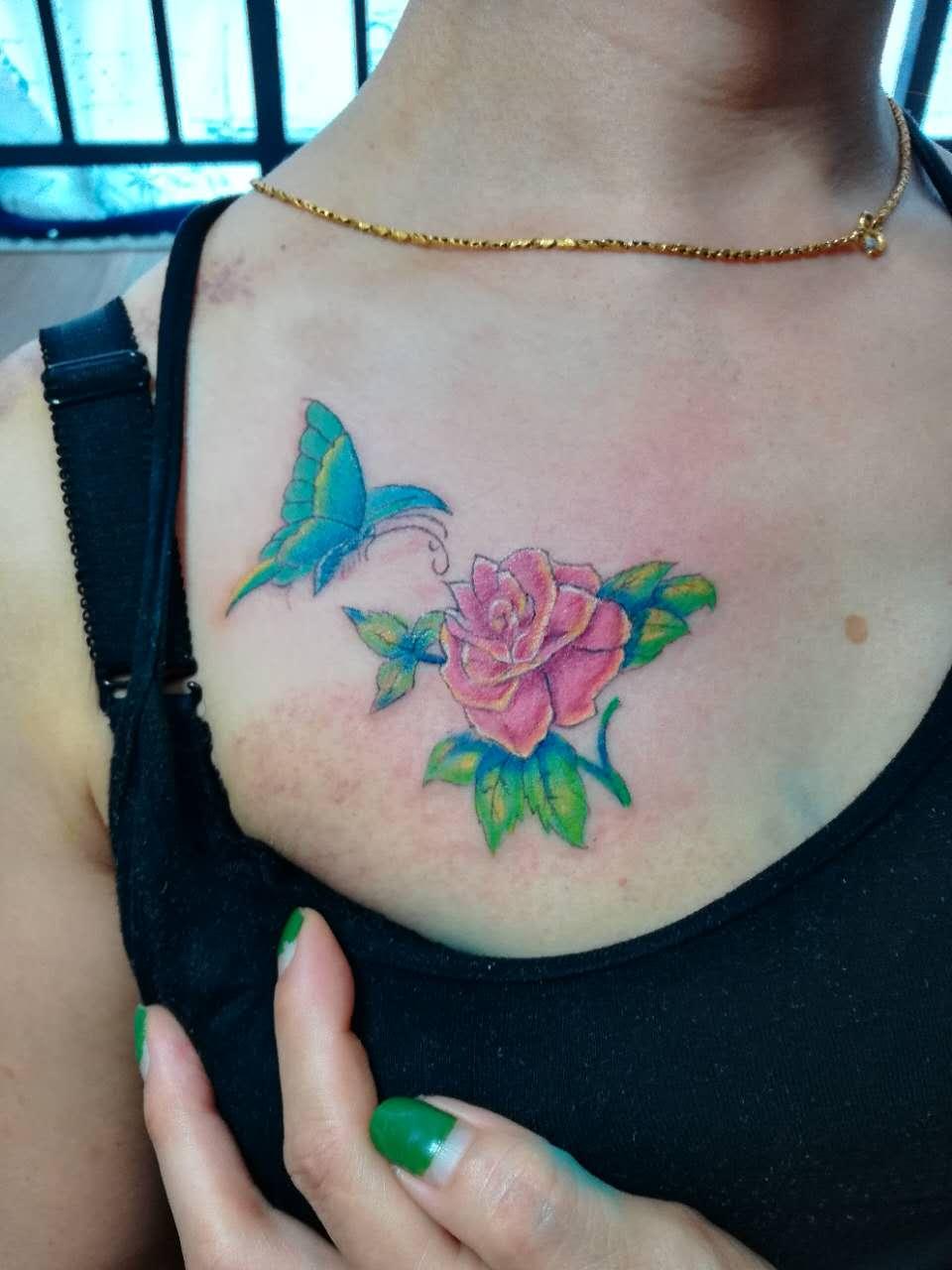 鄭州天龍紋身講述牛皮癬患者可以紋身嗎?|洗紋身-鄭州天龍紋身工作室