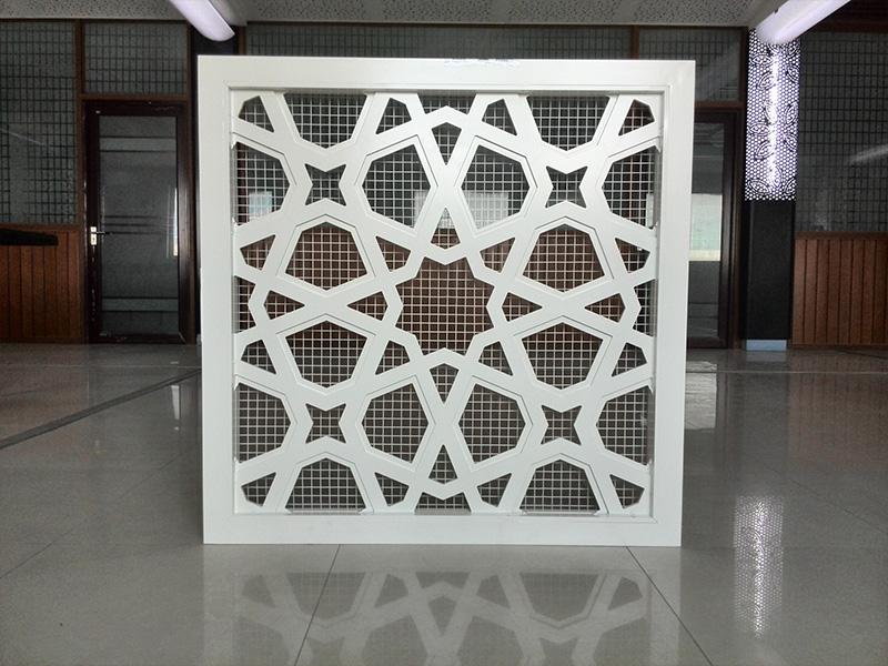 铝雕花板|镂空铝雕花板系列-广东三中建材科技有限公司