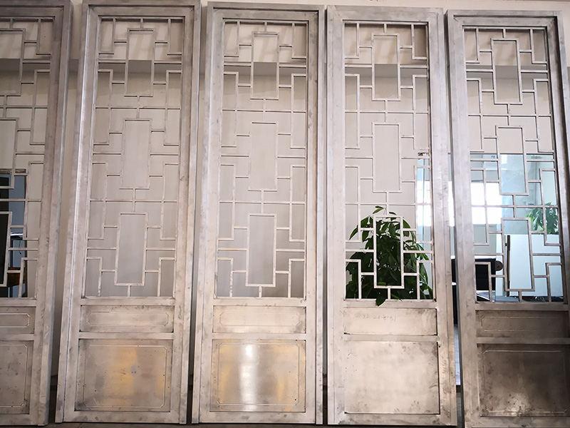 铝原色窗花|铝窗花系列-广东三中建材科技有限公司