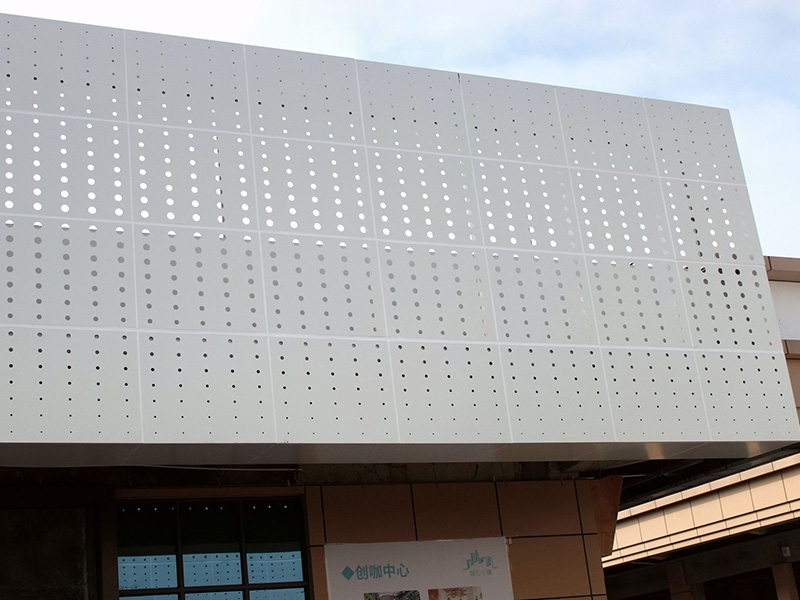 户外铝单板|铝单板系列-广东三中建材科技有限公司