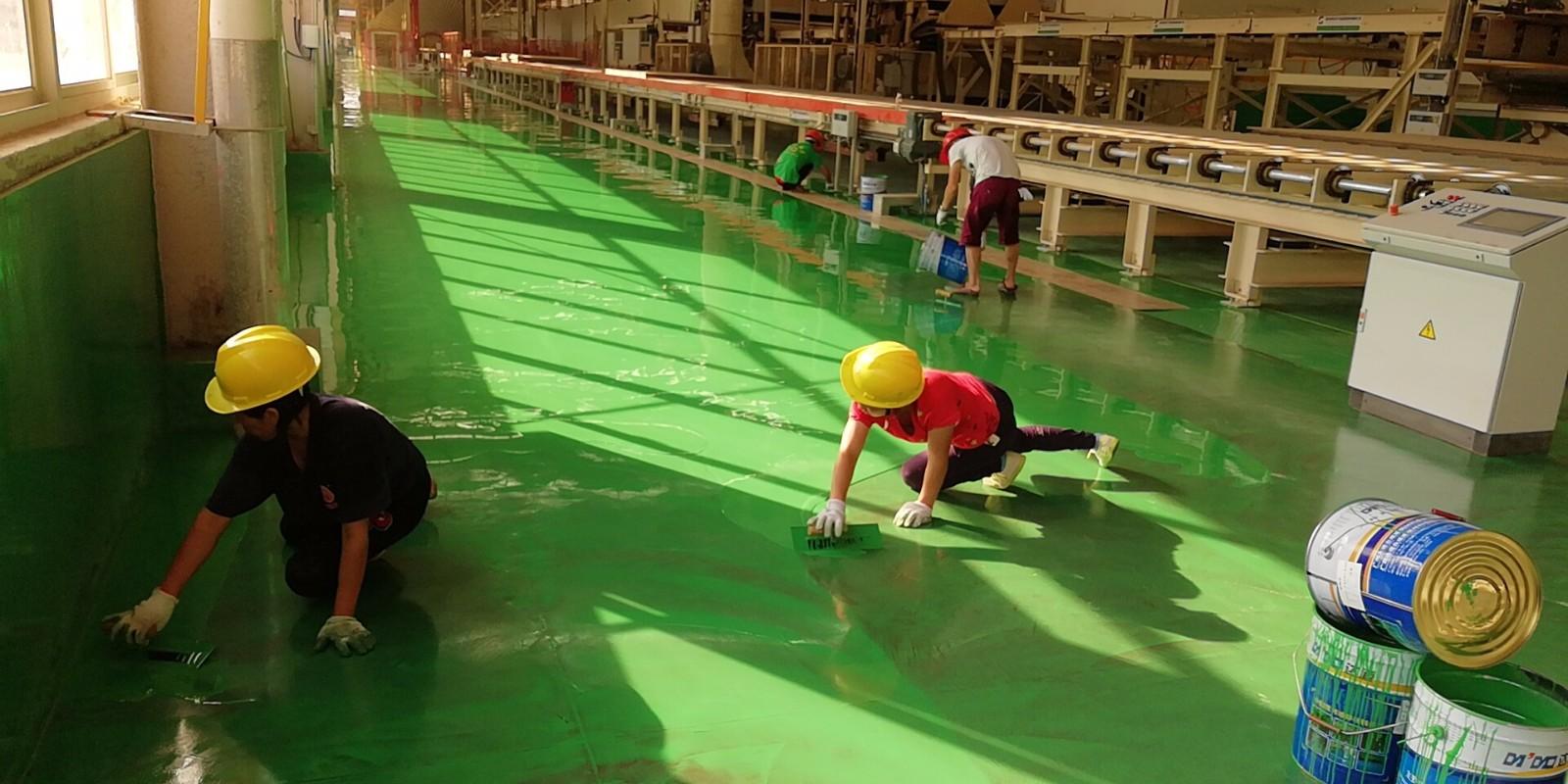 环氧地坪漆,环氧地坪漆批发|环氧地坪漆涂装系列-广西达道合成建筑材料有限公司
