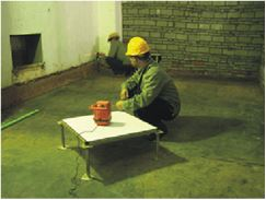 海亚全钢防静电地板施工方案