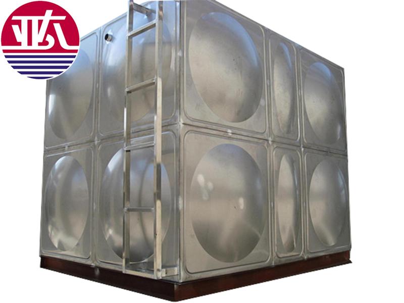 10噸不銹鋼水箱
