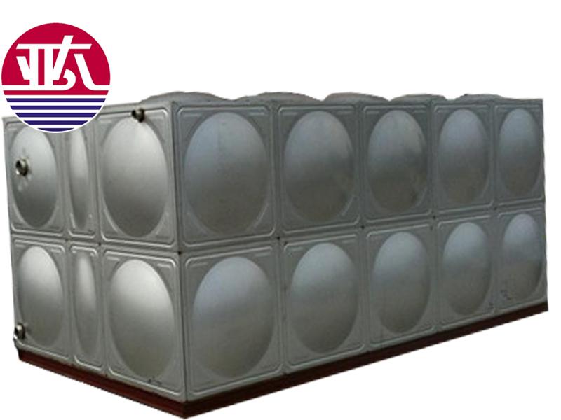 25噸不銹鋼水箱