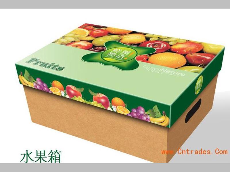 兰州水果箱