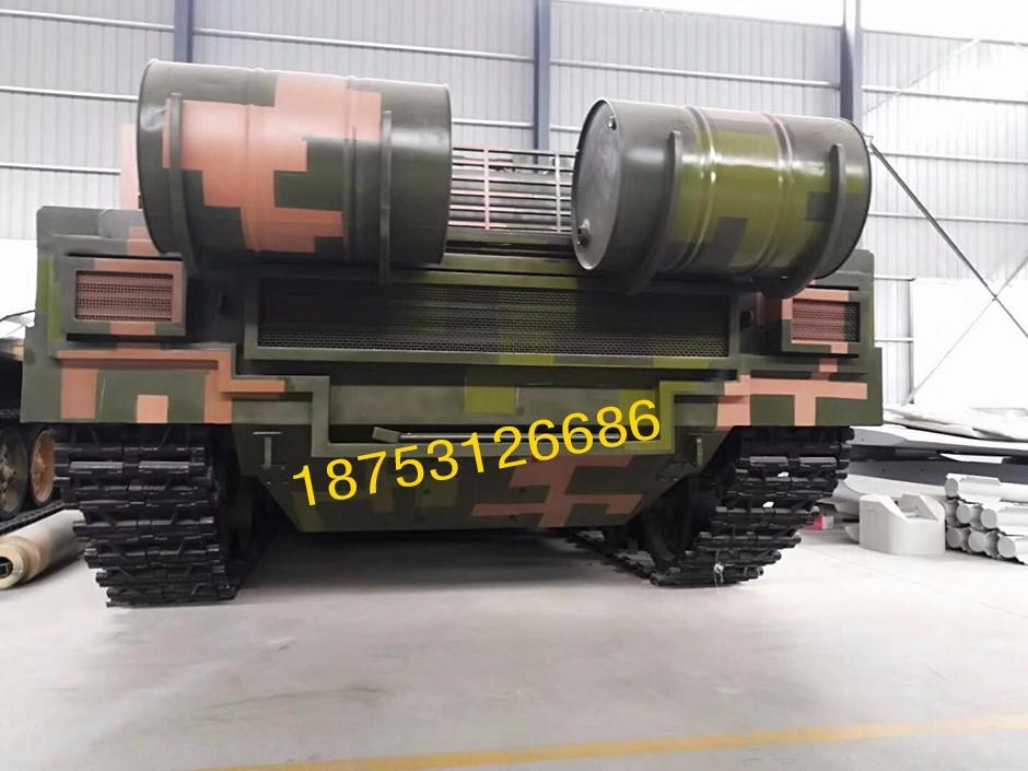定制精细版99改坦克模型1:1比例|1:1坦克装甲车模型-山东鼎航模型有限公司