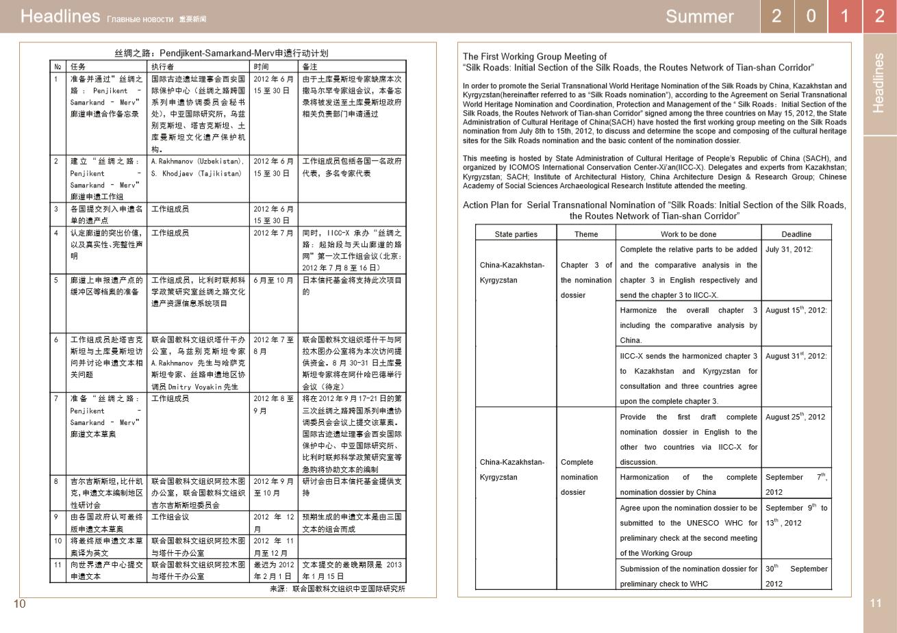 《丝绸之路跨国系列申遗工作简报》第四期|宣传保护-西安大雁塔保管所